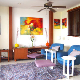TR-08 living room Trip to Sunrise Beach Resort and Residence